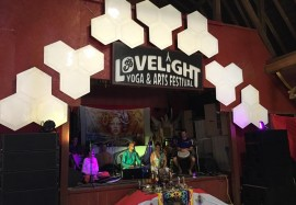 Swan Kirtan at Lovelight Yoga Festival